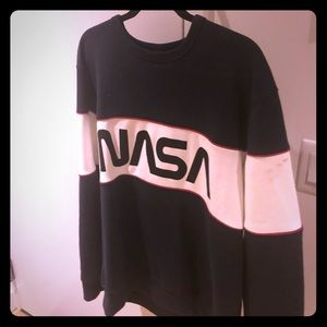 H&M | Men's | NASA Sweatshirt | L
